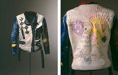 Danmarks første punker, Lars Morells, punkerjakke fra 1982