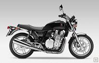 Honda CB1100 black