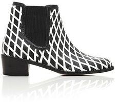 Je les veux !  Loeffler Randall Fern slip-on bootie http://shefinds.shopstyle.com #boots