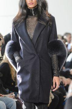 cool Inspiration Mode - improbabilefashionista:  Pamella Roland at New York Fashion Week...