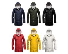 I need the red one for Vancouver's imminent rain :( stutterheim-stockholm