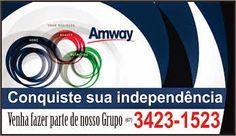 Amway Mato Grosso do Sul: OPORTUNIDADE ÚNICA!!!  Já pensou em abrir seu próp...