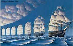 Magritte : du nuage au voyage