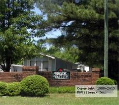 Brook Valley Mobile Home Community In Rocky Mount NC Via MHVillage