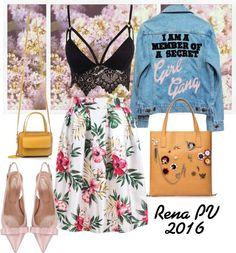 Cum as purta gentile Rena din colectia Primavara-vara 2016 - Daniela Macsim Spring Looks, Tips, Image, Style, Fashion, Reindeer, Moda, La Mode, Fasion