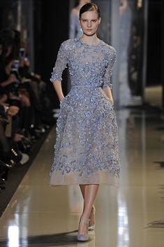 Elie Saab Spring Couture 2013 - Slideshow - Runway, Fashion Week, Reviews and Slideshows - WWD.com