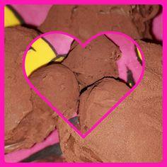 Lekker en leuk!: Slagroomtruffels met extra chocola