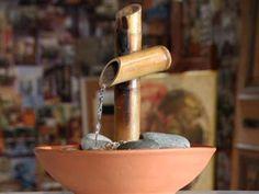 Manualidades y Artesanías | Fuente de agua | Utilisima.com
