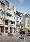 AG VESPA vastgoedontwikkelaar stad Antwerpen