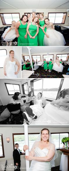 The girls hanging out before the ceremony on the Seneca Legacy. All Images Copyright © 2014 Timeless Treasures Photography | www.savingyourmemories.com