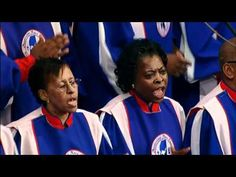 """Trouble Don't Last"" - Mississippi Mass Choir"