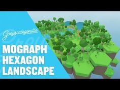 Learn how to model and animate this fun mograph landscape from scratch using the Cinema Mograph Tools. ***** Want To Learn Cinema Join our Intro To Ci. Tutorial Sites, 3d Tutorial, Cinema 4d Plugins, Learn Animation, Cinema 4d Tutorial, 3d Landscape, Maxon Cinema 4d, 3d Cartoon, Motion Design