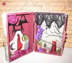 AlTeReD aRt YoU'rE MY TyPe OOAK DeCoR by SauvageRavenCreation, $15.00