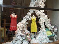 More anthropologie storefront design treasure... Please please please hire me!