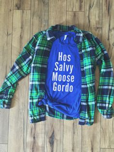 "Kansas City Royals Shirt ""Hos Salvy Moose Gordo"" Tee by Folklore Couture #royals"