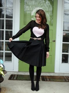 hearts! Sequins & Stripes