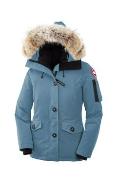 49095c7c73 The Canada Goose Montebello Parka was inspired by and named for Quebec s  beautiful