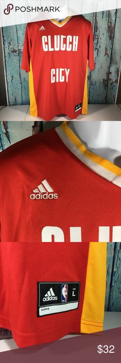 001d15ca6b5 Adidas NBA Houston Rockets Clutch City Rep Jeresy Adidas NBA Houston  Rockets Clutch City Replica Jeresy. Adidas NbaAdidas ShirtNba ...