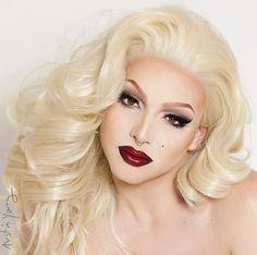 April Carrion RuPaul's Drag Race Season 6 Austin Young Blonde