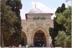 Photo: Al Aqsa Mosque, Jerusalem, Israel