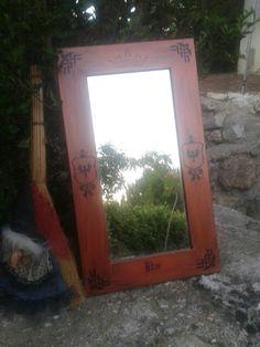 Espejo medieval