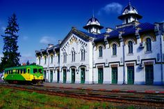 Arges station, Romania (by Vrabie Ionut) On November 27, 1898 is opened and release the track Pitesti - Curtea de Arges, a length of 38.4 kilometers, the investment amounted to 7,887,846 gold. The railway line built in 1895 - 1898 by engineer Elie Radu involved several blocks, stations and passageways.  King Charles I had been present at the inauguration. Arges Station and railway line from Arges Pitesti to be declared historical monuments.
