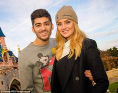 Case of the Ex: Zayn Malik and Perrie Edwards could end up face-to-face when they perform ...
