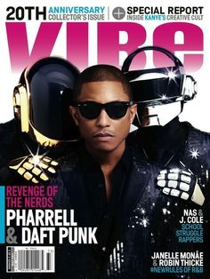 Pharrell and Daft Punk