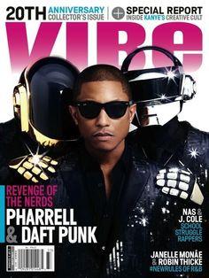 Pharrell and Daft Punk