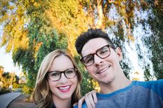 Warby Parker Preston and Warby Parker Burke