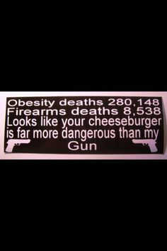 The truth is the truth!  Band the Cheeseburgers... that should work... yeah right!!