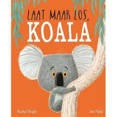 Laat maar los,koala Gottmer Laat maar los koala is een prachtig prentenboek van uitgeverij Gottmer. Het prentenboek heeft 32 pagina's en een hardcover. Het boek is geschreven door Rachel Bright en de mooie illustraties zijn van Jim Field. From www.kidsdinge.com #Kidsdinge #Book #Koala #Book #Onlinestore