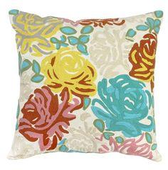 Fresh summer style with WAM Home Dcor Cushions and throw rug