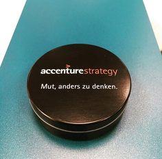 Accenture Strategy: Mut, anders zu denken. #studie #accenture