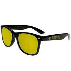 New Orleans Saints Mirror Lens Sunglasses