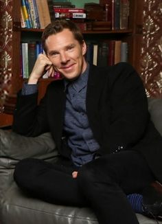 At Sherlock convention