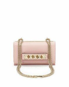 Va Va Voom Mini Bag, Light Pink | Naughty Gal Shoes