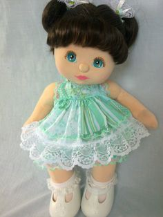 Pretty Dolls, Cute Dolls, Sewing Clothes, Doll Clothes, Doll Toys, Baby Dolls, My Child Doll, My Children, Kids