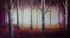 Óleo sobre tela Art Work, My Arts, Trees, Oil, Canvas, Painting, Oil On Canvas, Artwork, Tela