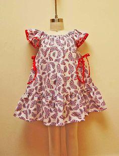 Butterfly Dress by Felicity Patterns. Girl's by FelicityPatterns, $8.85