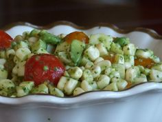 Cilantro Lime Corn Salad