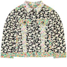 Bonpoint Multicolored Cotton Machine washable at Print jacket ✓ Shipping in 24 hours ✅ 28 days to return ✓ Free returns ! Spring Summer Fashion, Autumn Winter Fashion, Zara, Floral Jacket, Dubai Fashion, Kids Prints, Print Jacket, Japanese Fashion, Girls Shopping
