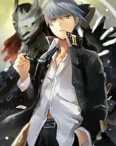 Yu Narukami, Best Rpg, Shin Megami Tensei Persona, Follow The Leader, Persona 4, Star Wars Art, Joker, Fandoms, Prince