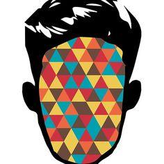 Head Full of Retro Color