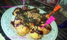 Fish Takoyaki