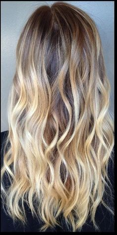 "What is the point in trying to name this hair color below anything but what everyone is calling it - ""The Color I Want"". This gorgeous mix of blonde highlights placed throughout a natural and soft ..."