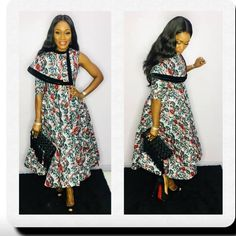 African fashion - Latest African Casual Dresses Best Fashion Inspiration to Look Awesome – African fashion African Fashion Ankara, Latest African Fashion Dresses, African Print Fashion, Africa Fashion, Fashion Prints, African Attire, African Wear, African Women, African Party Dresses