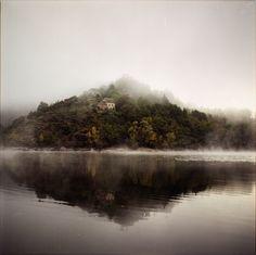 fog, mist, and nature image