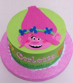 Troll - Poppy Cake Violeta Glace