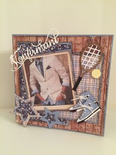 Fathers Day, Projects To Try, Birthdays, Scrapbooking, Children, Cards, Men, Inspiration, Design